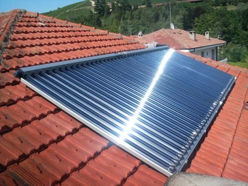 Energaia s r l isolamento a cappotto insuflaggio for Pannelli solari termici