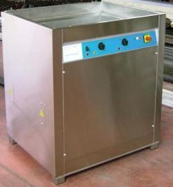 Lavatrice ad ultrasuoni pulse sweep degas system